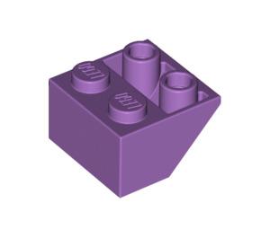 LEGO Medium Lavender Slope 2 x 2 (45°) Inverted (3660)