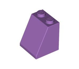 LEGO Medium Lavender Slope 2 x 2 x 2 (65°) with Stud Holder (3678)