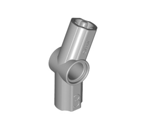 LEGO Medium Stone Gray Angle Connector #3 (157.5º) (32016 / 42128)