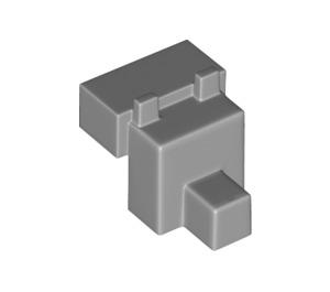 LEGO Medium Stone Gray Animal Head (20308)
