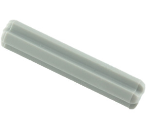 LEGO Medium Stone Gray Axle 3 (4519)