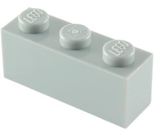 LEGO Medium Stone Gray Brick 1 x 3 (3622)