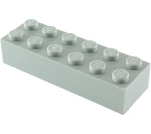 LEGO Medium Stone Gray Brick 2 x 6 (2456 / 44237)