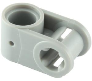 LEGO Medium Stone Gray Cross Block 90° 1 x 2 (Axle/Pin) (6536 / 40146)