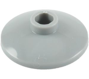 LEGO Medium Stone Gray Dish 2 x 2 Inverted (4740)