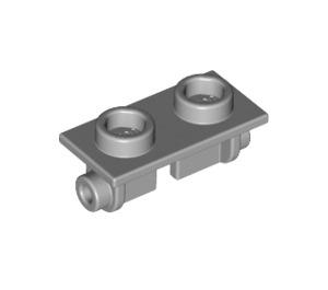 LEGO Medium Stone Gray Hinge 1 x 2 Top (3938)