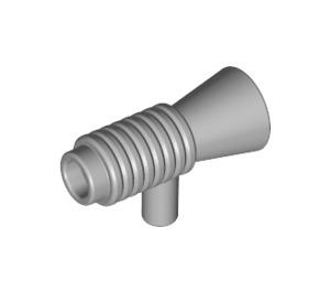 LEGO Medium Stone Gray Loudhailer (4349)