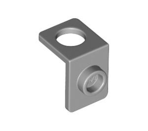 LEGO Medium Stone Gray Minfigure Neck Bracket Thicker Back Wall (28974)