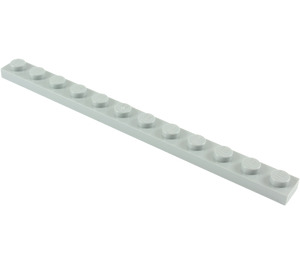 LEGO Medium Stone Gray Plate 1 x 12 (60479)