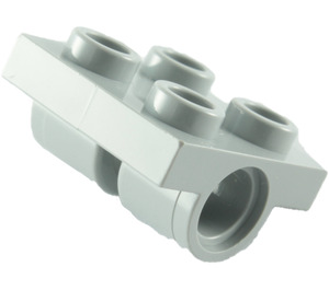 LEGO Medium Stone Gray Plate 2 x 2 with Holes (2817)