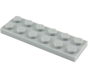 LEGO Medium Stone Gray Plate 2 x 6 (3795)