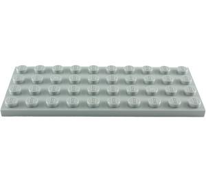 LEGO Medium Stone Gray Plate 4 x 10 (3030)