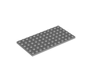 LEGO Medium Stone Gray Plate 6 x 12 (3028)