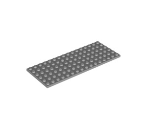 LEGO Medium Stone Gray Plate 6 x 16 (3027)