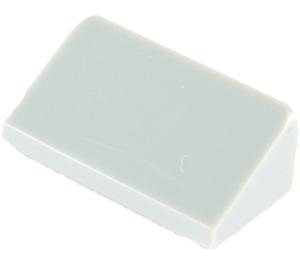 LEGO Medium Stone Gray Slope 1 x 2 (31°) (85984)
