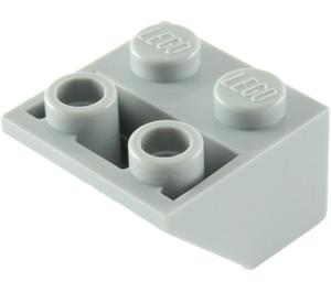 LEGO Medium Stone Gray Slope 2 x 2 (45°) Inverted (3660)