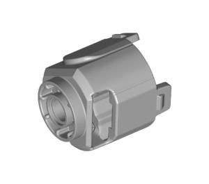 LEGO Medium Stone Gray Technic Differential (65414)