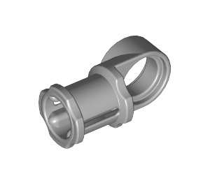 LEGO Medium Stone Gray Technic Toggle Joint Connector (32126)