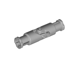 LEGO Medium Stone Gray Universal Joint 4 (9244)