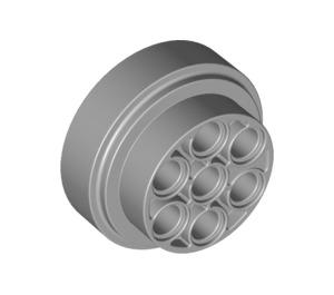 LEGO Medium Stone Gray Wheel Rim Ø31.4mm x 16mm (60208)