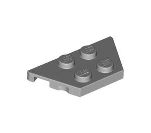 LEGO Medium Stone Gray Wing 2 x 4 (51739)