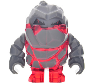 LEGO Meltrox Rock Monster Minifigure