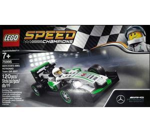 LEGO Mercedes AMG Petronas Team Gift 2017 Set 75995