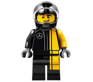 LEGO Mercedes-AMG Racing Driver Minifigure