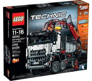 LEGO Mercedes-Benz Arocs 3245 Set 42043 Packaging