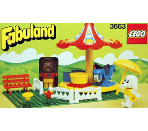 LEGO Merry-Go-Round Set 3663