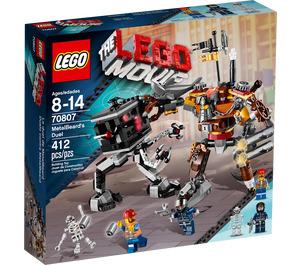 LEGO MetalBeard's Duel Set 70807 Packaging