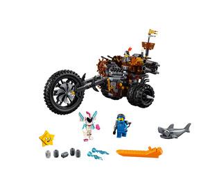 LEGO MetalBeard's Heavy Metal Motor Trike! Set 70834