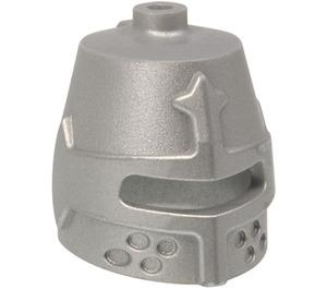 LEGO Metallic Silver Knight's Helmet (91379)