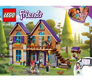 LEGO Mia's House Set 41369 Instructions