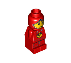 LEGO Microfig Creationary Red