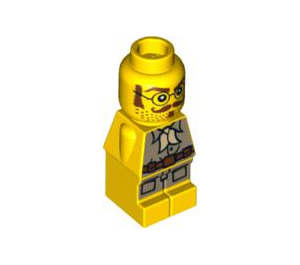LEGO Microfig Ramses Return Adventurer Yellow