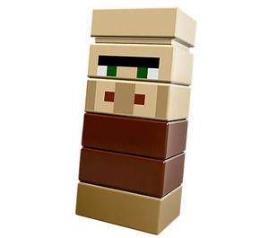 LEGO Micromob Villager Minifigure