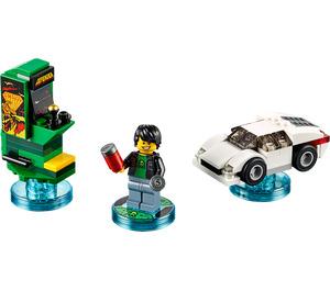 LEGO Midway Arcade Level Pack Set 71235