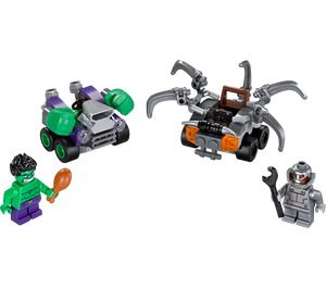 LEGO Mighty Micros: Hulk vs. Ultron Set 76066