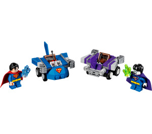 LEGO Mighty Micros: Superman vs. Bizarro Set 76068