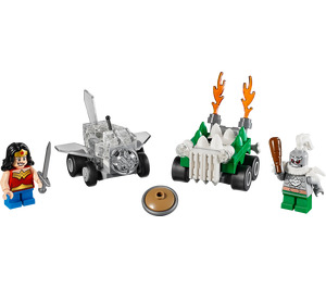 LEGO Mighty Micros: Wonder Woman vs. Doomsday Set 76070