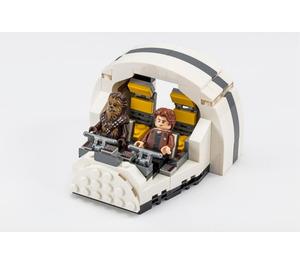 LEGO Millennium Falcon Cockpit Set 75512