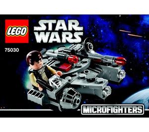 LEGO Millennium Falcon Set 75030 Instructions
