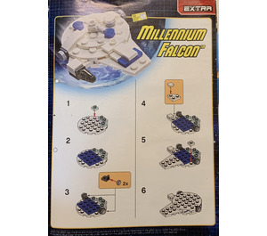 LEGO Millennium Falcon Set 911949 Instructions