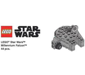 LEGO Millennium Falcon Set TRUFALCON