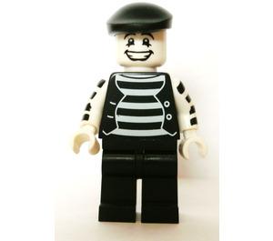 LEGO Mime Minifigure