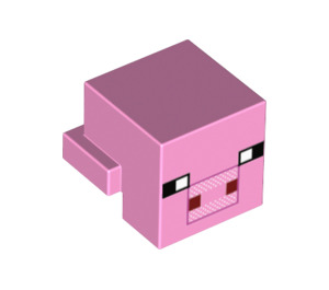 LEGO Minecraft Pig Head (20057 / 28253)