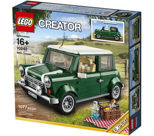LEGO MINI Cooper MK VII Set 10242 Packaging