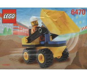 LEGO Mini Dump Truck Set 6470