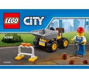 LEGO Mini Dumper Set 30348